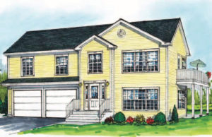 Maple Leaf Homes: Cape Cod